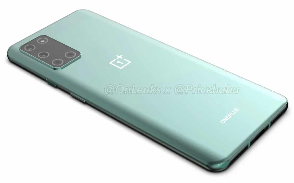 oneplus 8t leak design