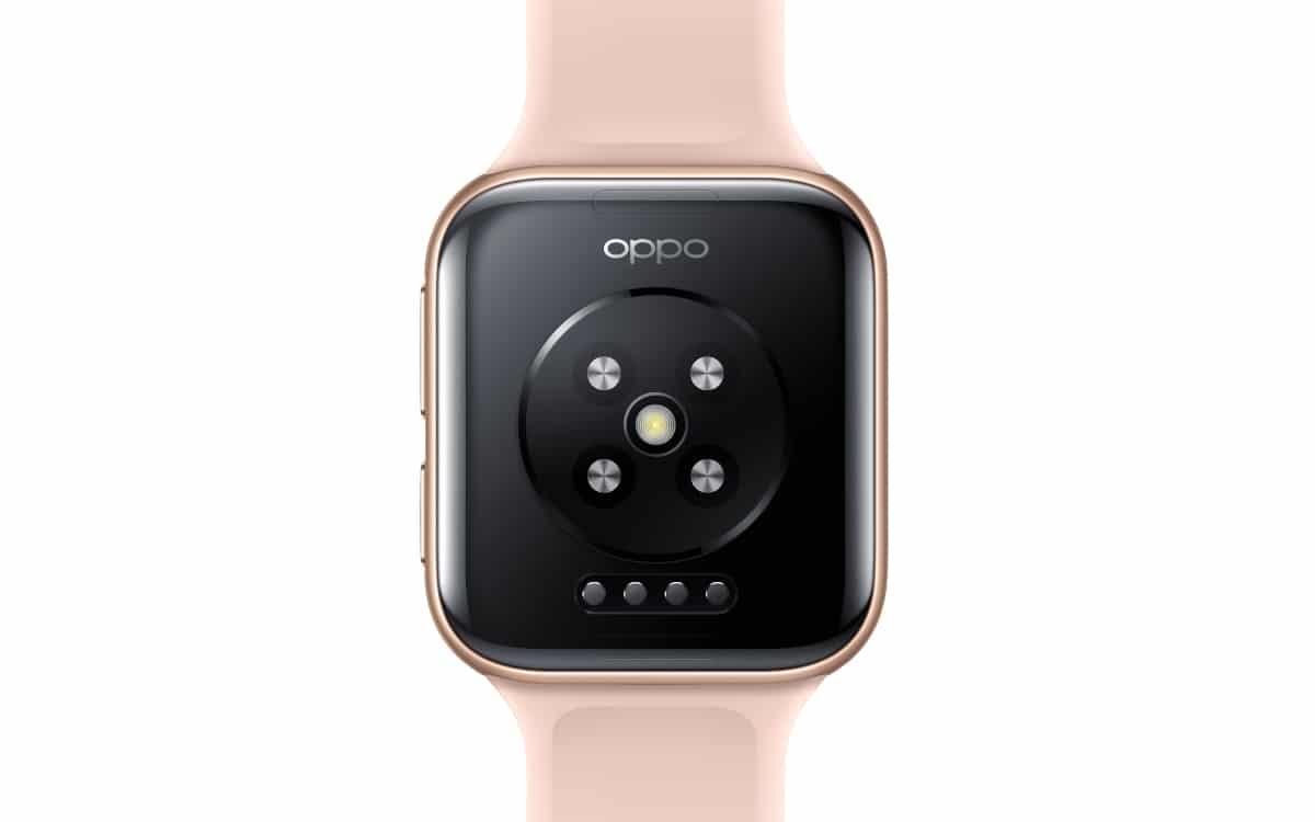 oppo watch officiel