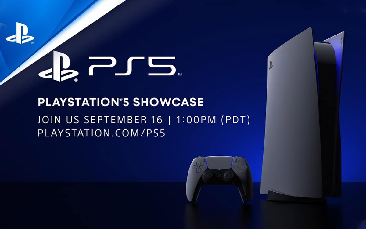 Suivre la conférence PS5 Sony en direct
