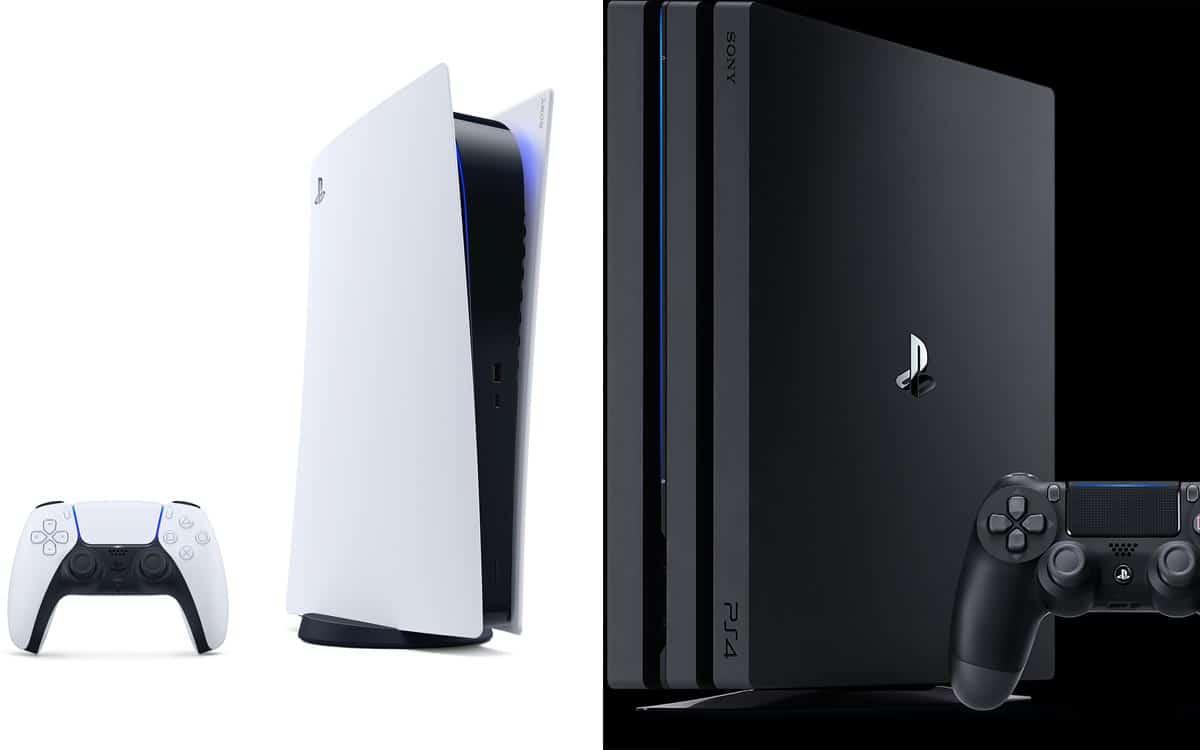 PS5 vs PS4 : faut-il vraiment acheter la nouvelle console de Sony ? - PhonAndroid