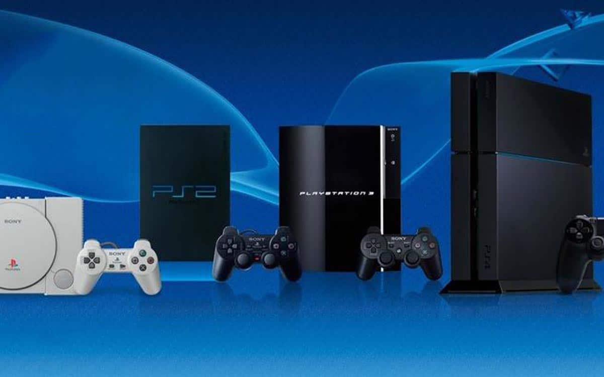 PS5 rétrocompatibilité