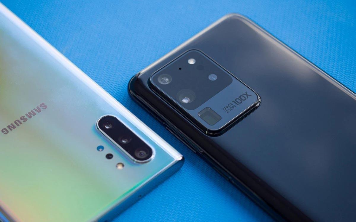 Samsung Galaxy S21 : batterie certifiée