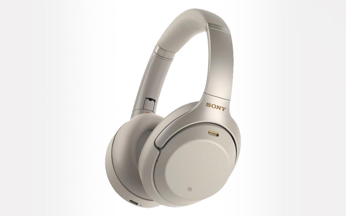 Sony casque sans fil WH1000XM3