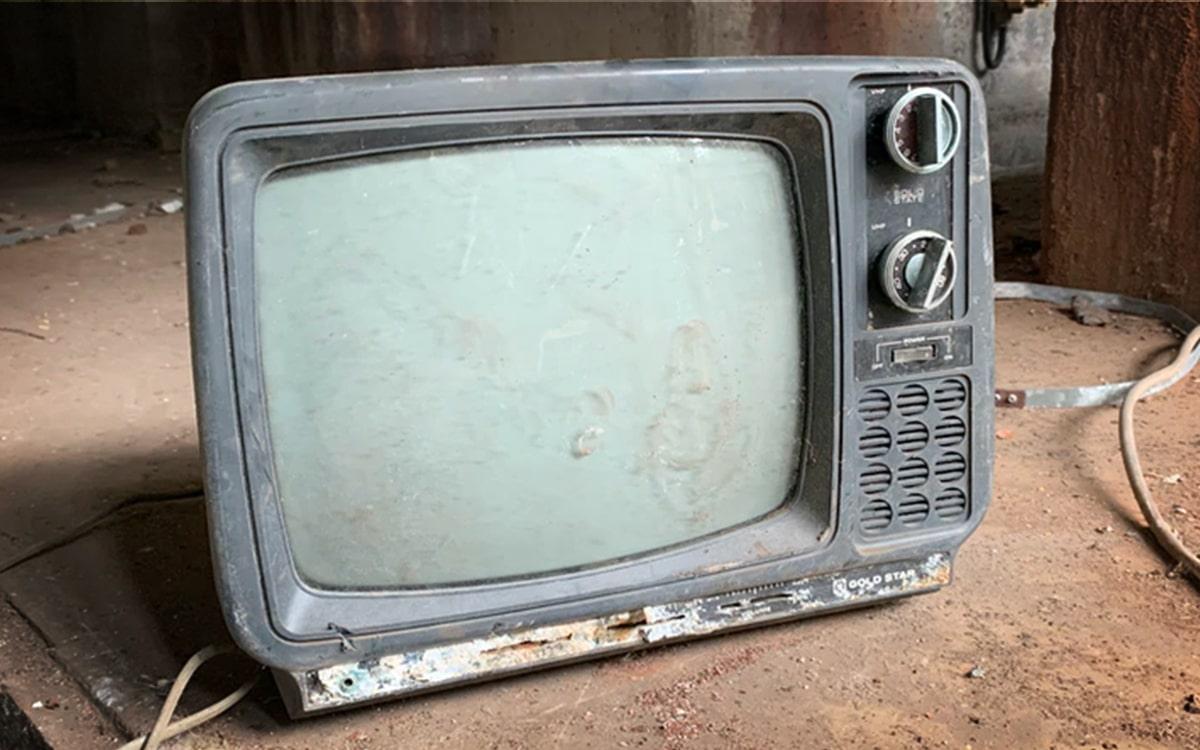 Vieille TV