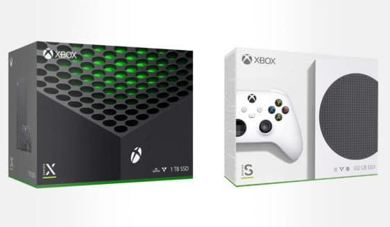 Précommande Xbox Series X et Series S