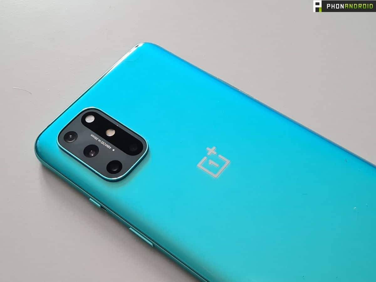 Le OnePlus 8T