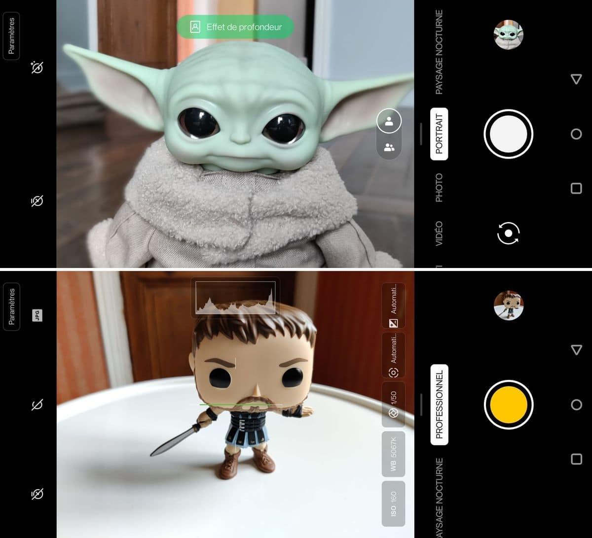 Une photo prise avec le OnePlus 8T