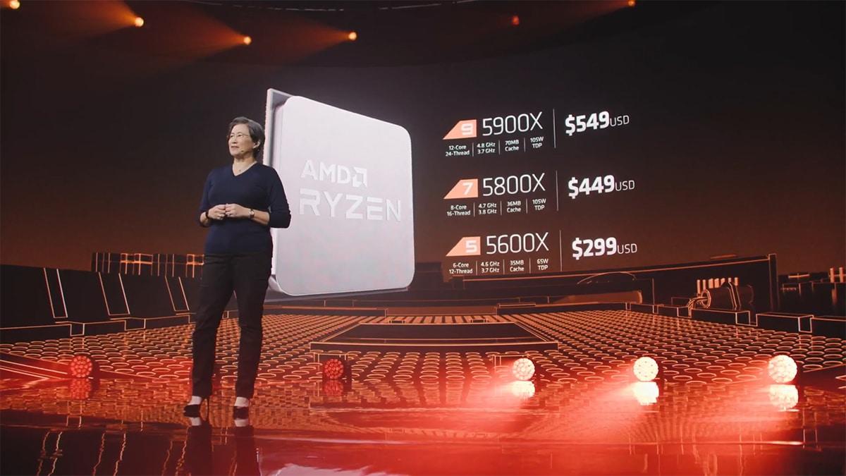 AMD Ryzen 5000 Zen 3