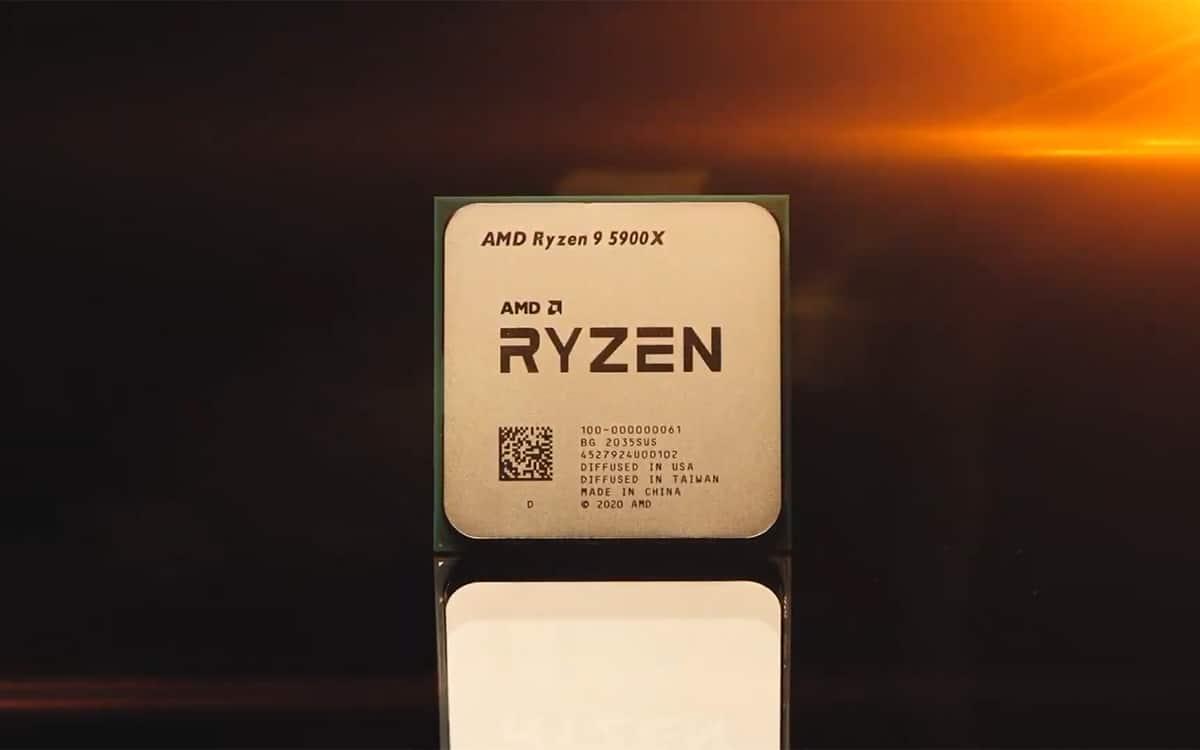 AMD Ryzen 5000 Zen 3 officiel