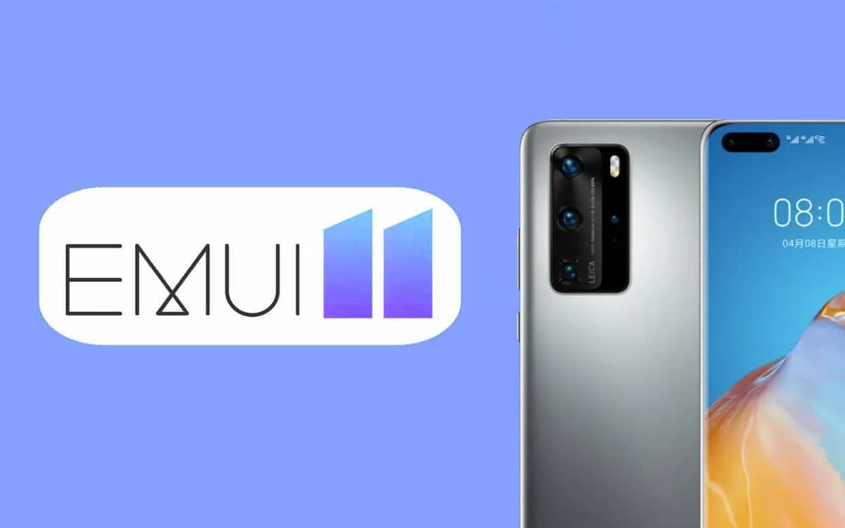EMUI 11 - EMUI 11: Huawei is finally about to launch a version based on Android 11 - PhonAndroid