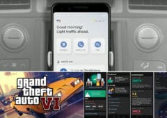Google Assistant Auto GTA 6 Map TousAntiCovid