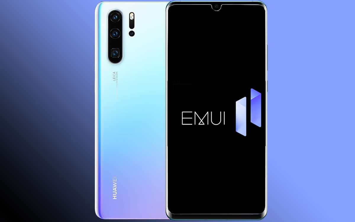 Huawei EMUI 11 P30 Pro - EMUI 11: here is the list of Huawei phones compatible with the update - PhonAndroid