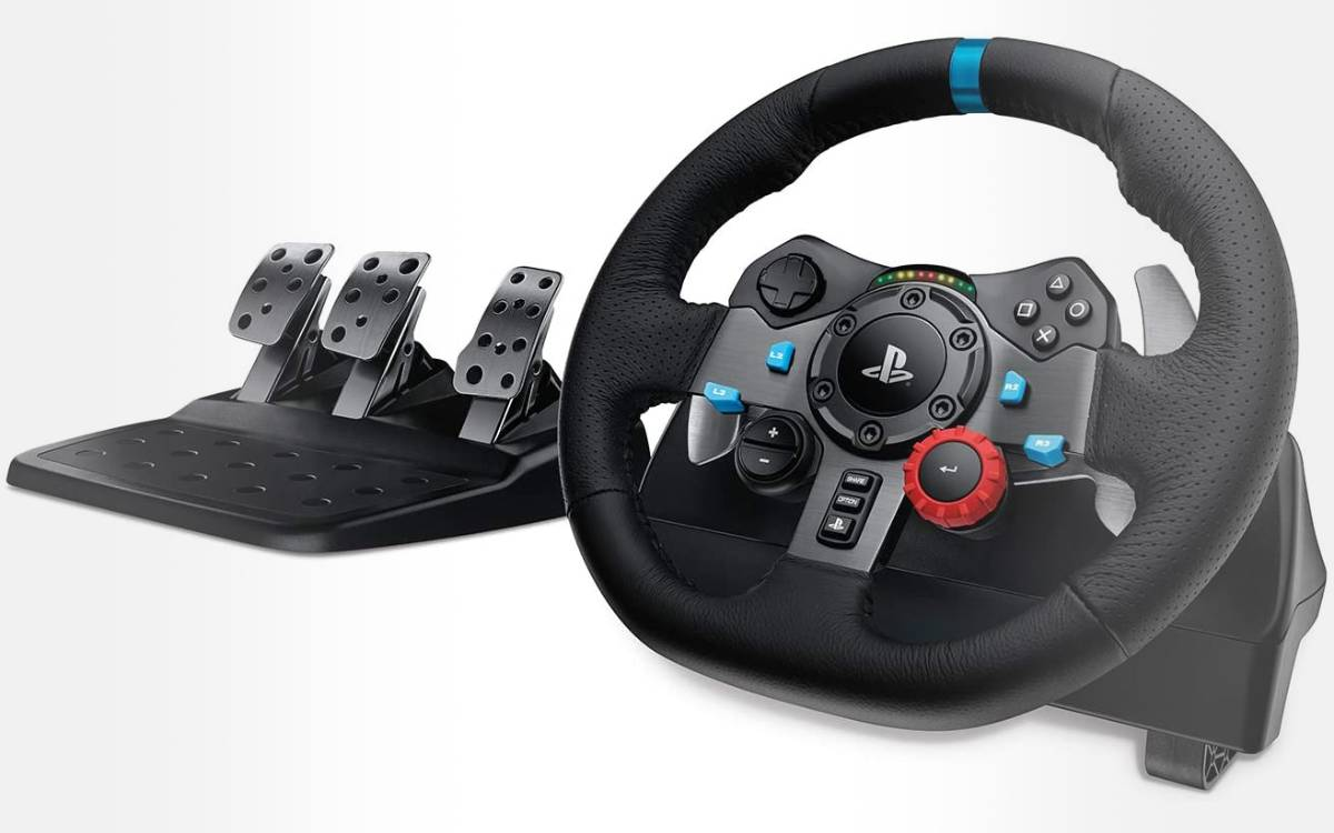 volant de course Logitech G29 Driving Force pas cher