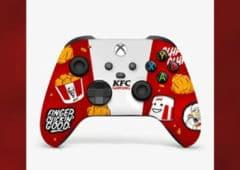 Manette Xbox Series X KFC