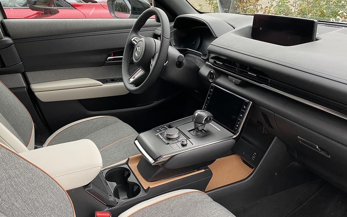 Mazda MX-30 gearbox