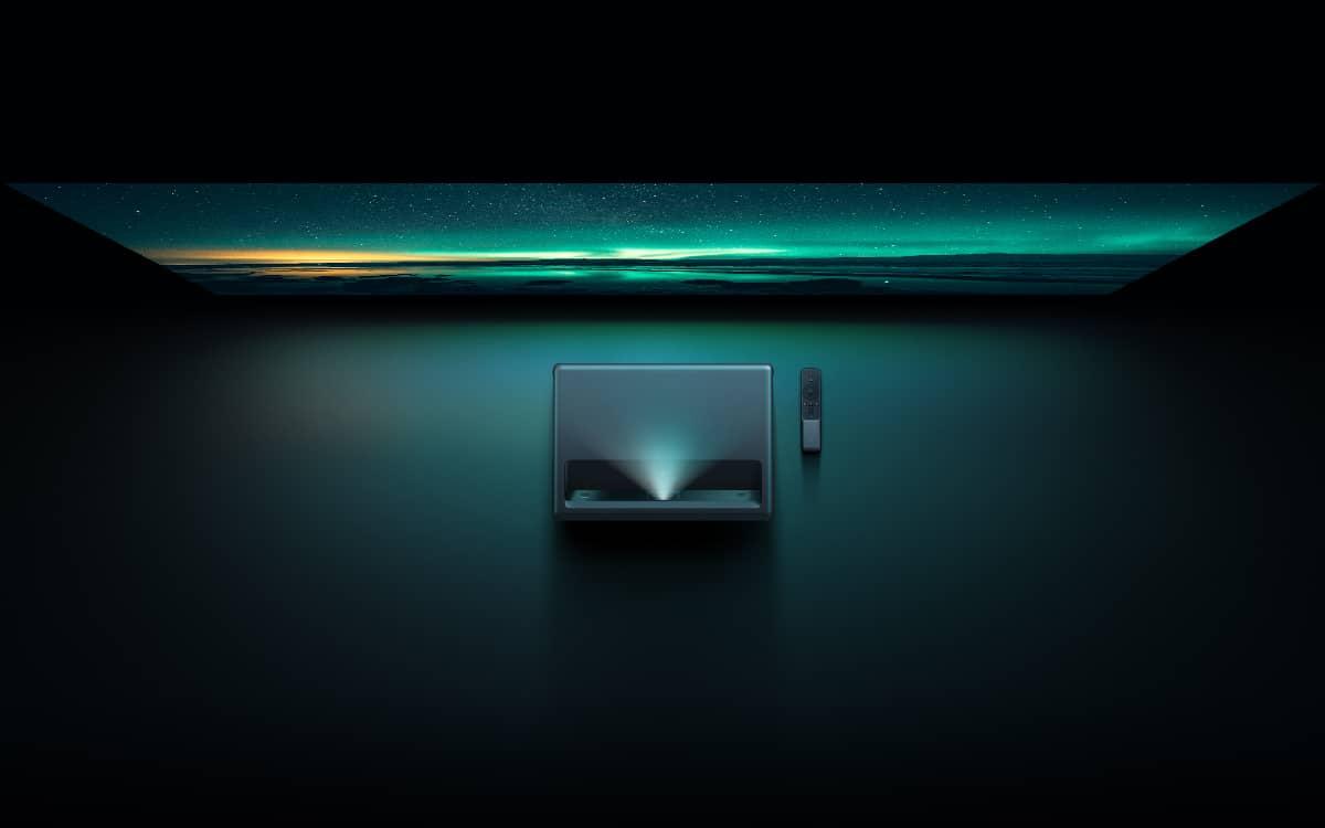 Xiaomi Mi 4K Laser Projector 150''