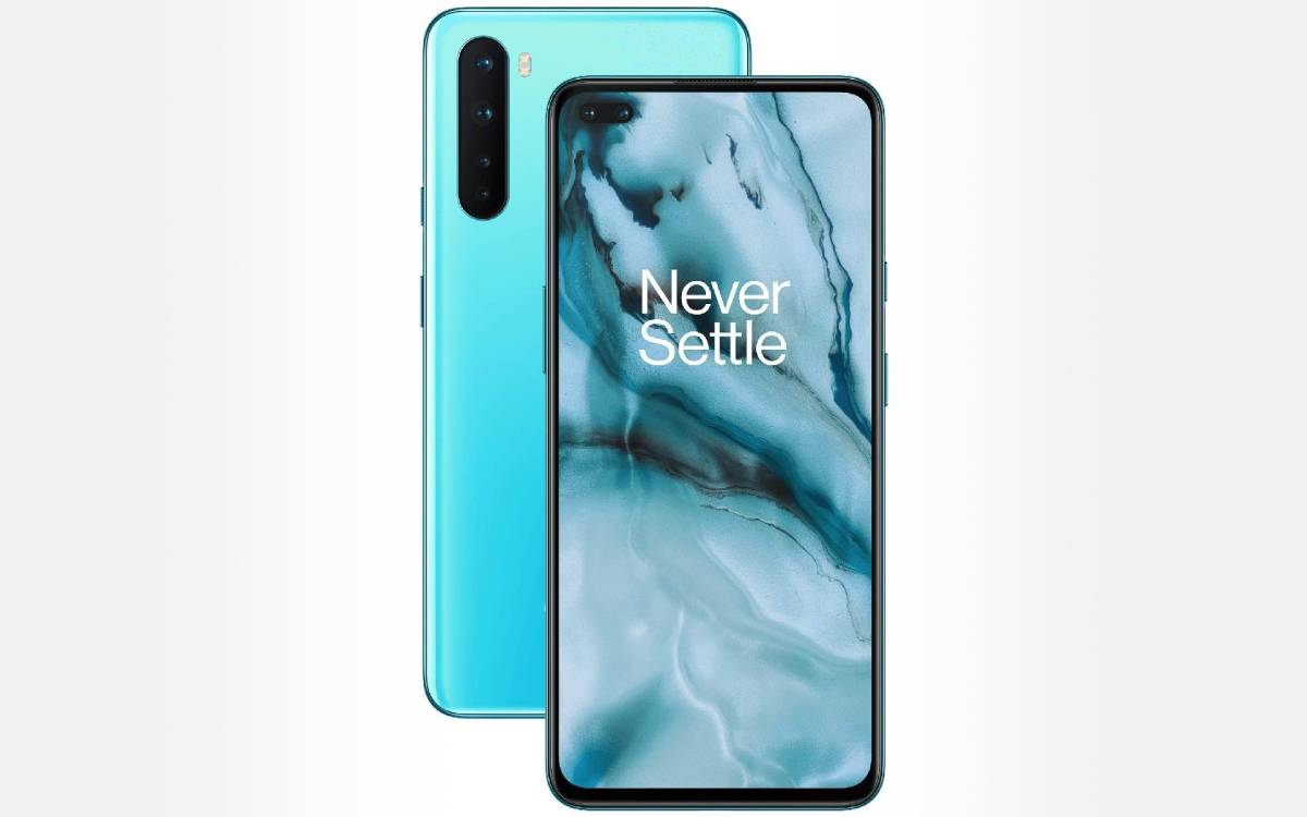 OnePlus NORD en promotion