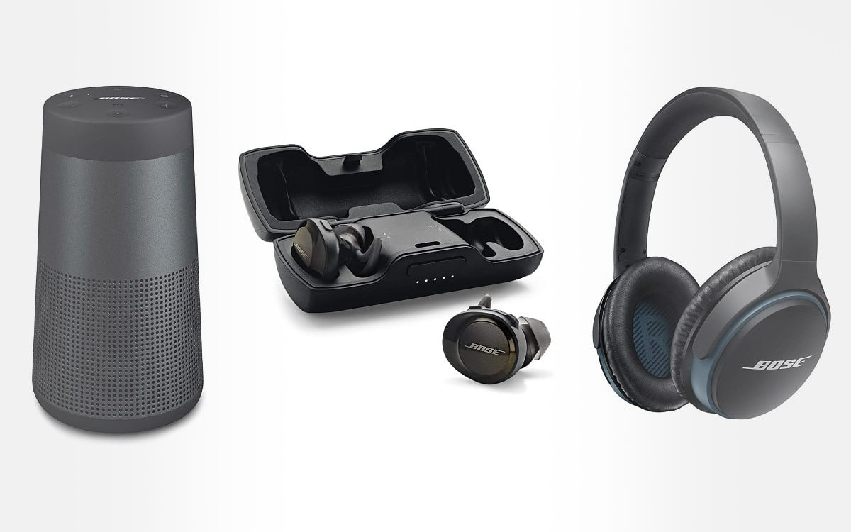 Prime Day Amazon top des offres Bose