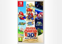 Super Mario 3D All Stars sur Nintendo Switch