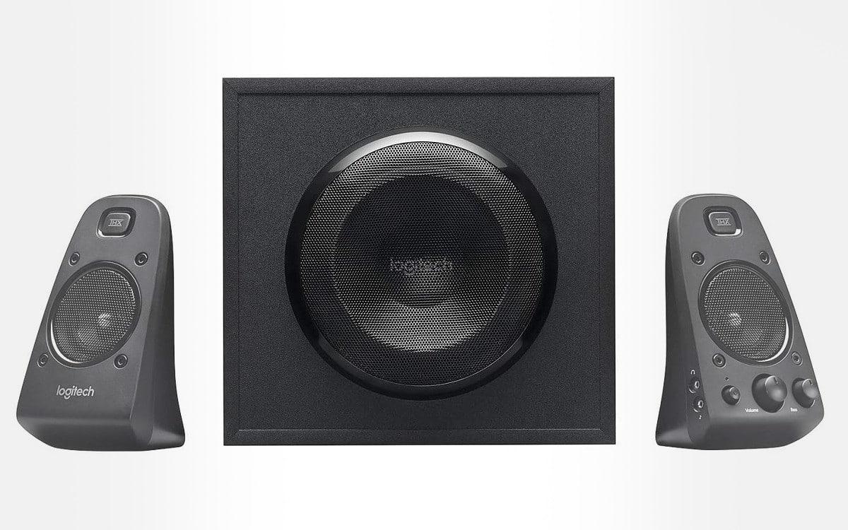 Système de haut-parleurs 2.1 Logitech Z623