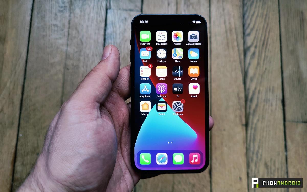 Test iPhone 12