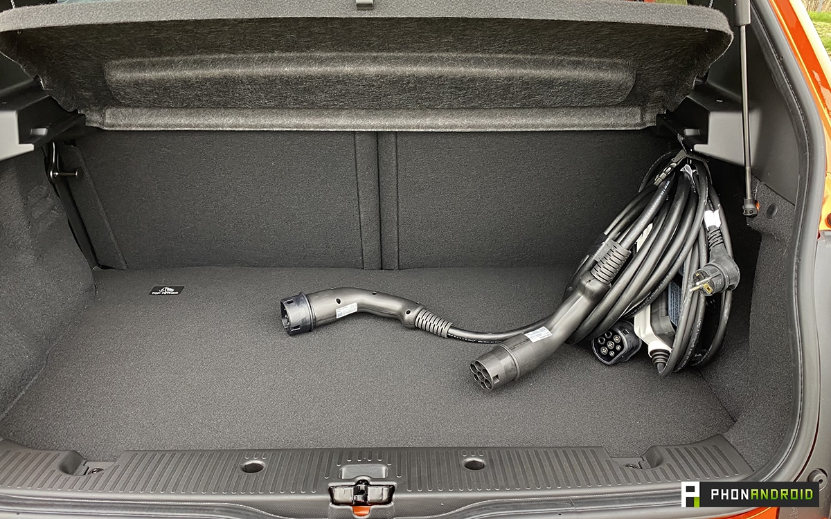 Renault Twingo Electric GPS