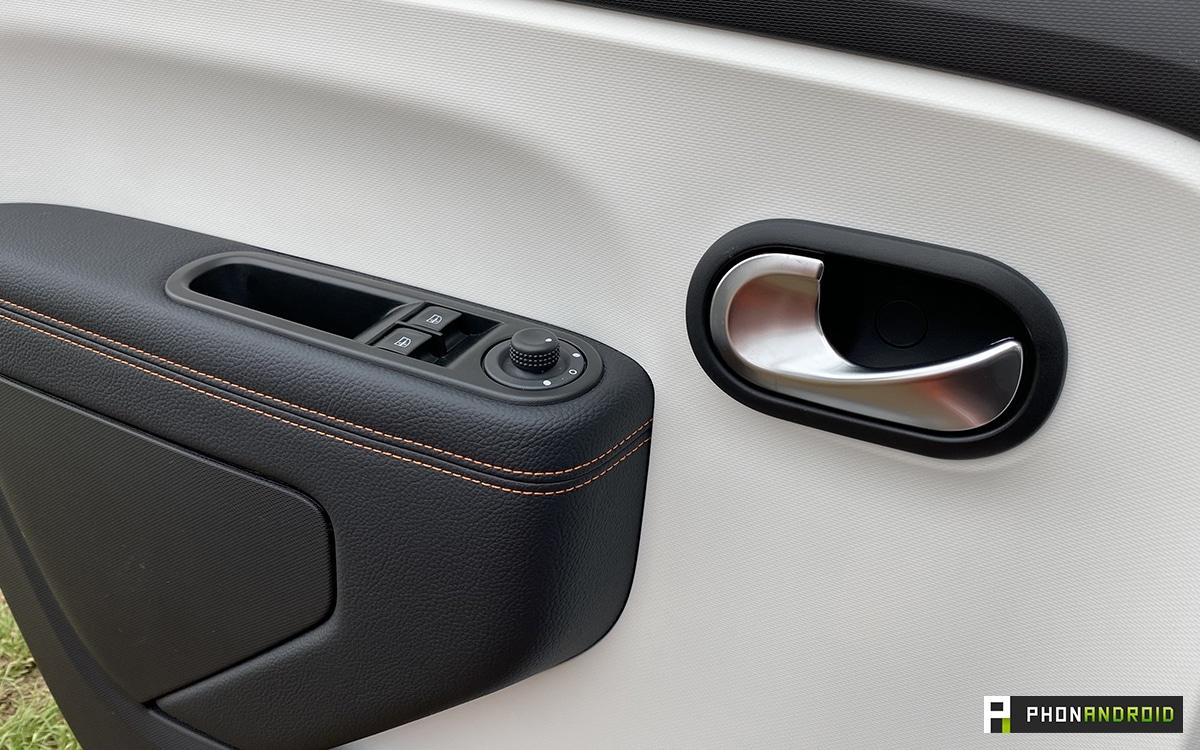 Renault Twingo Electric door