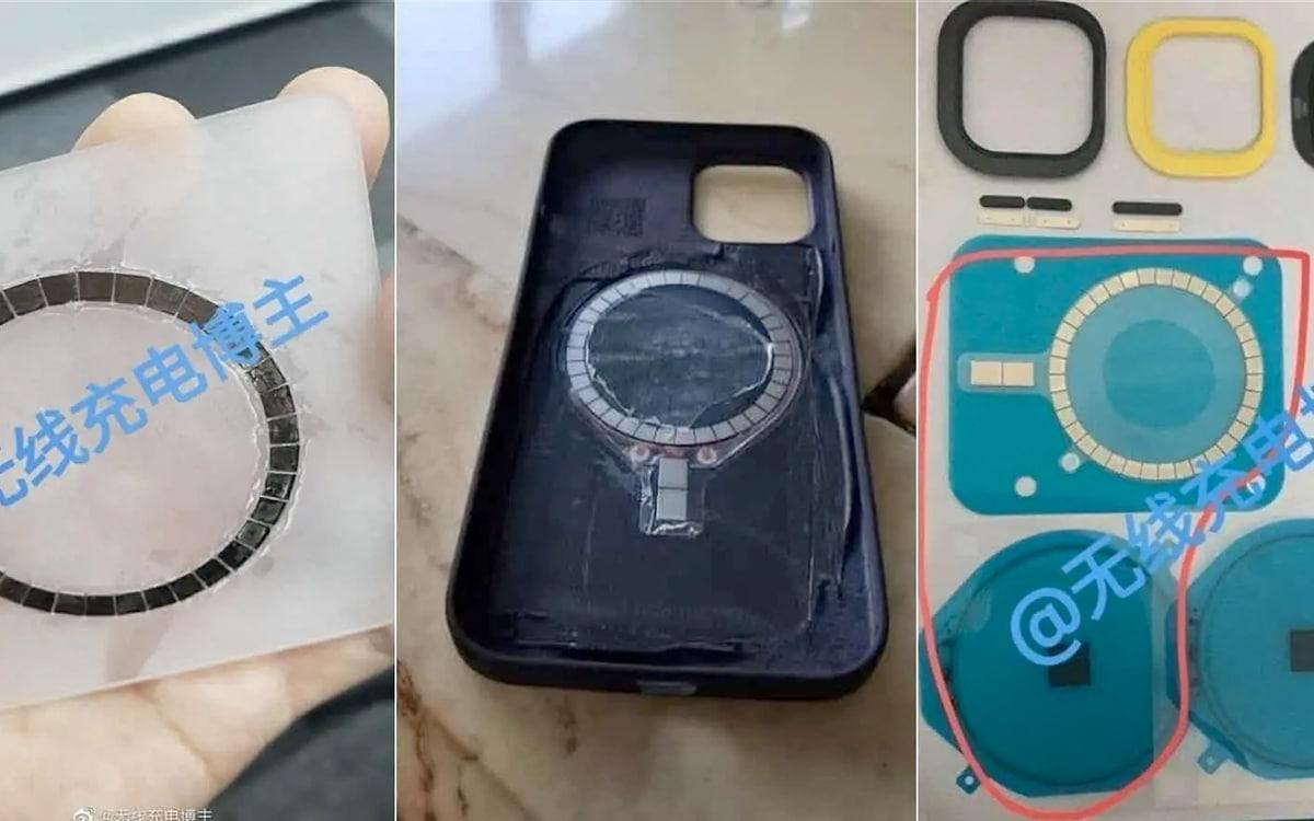 aimants iphone 12