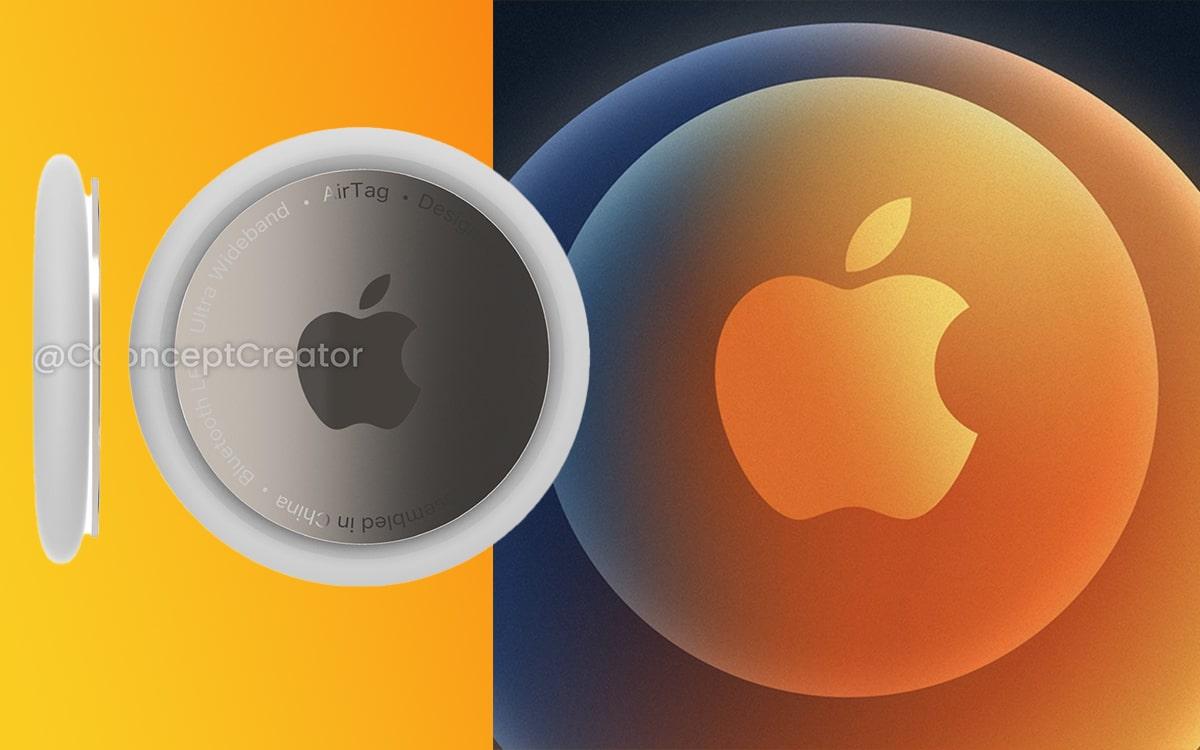 airtags référence keynote apple