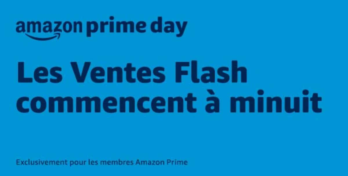 Offres Amazon Prime Day pour lundi