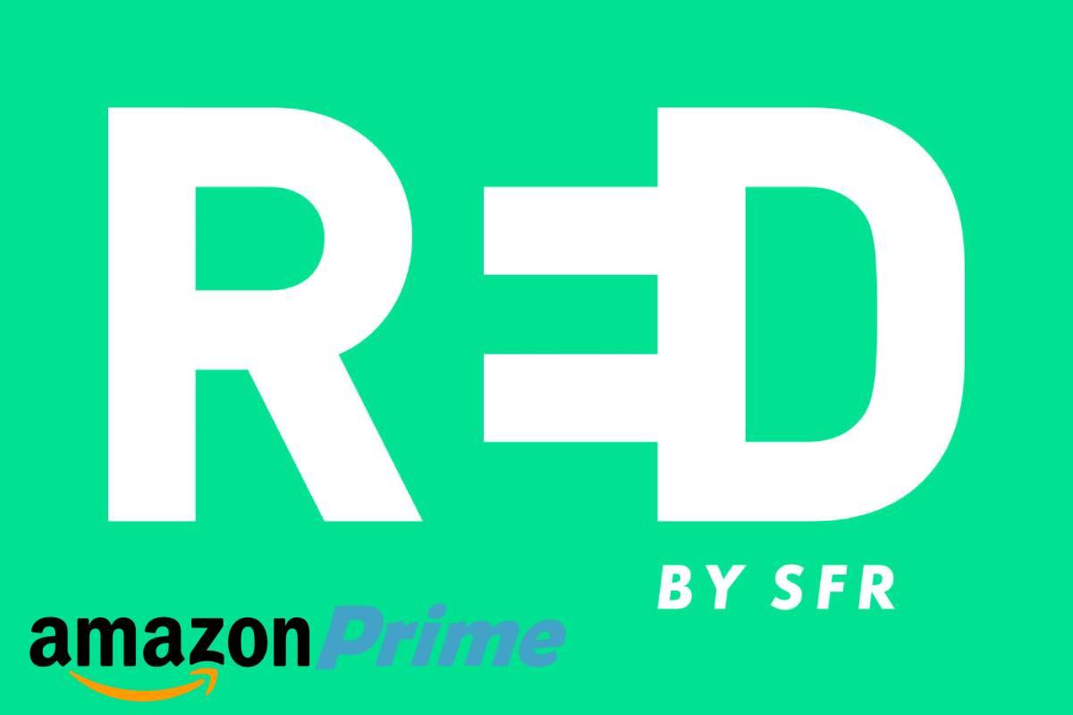 amazon prime pas cher pour les clients red by sfr