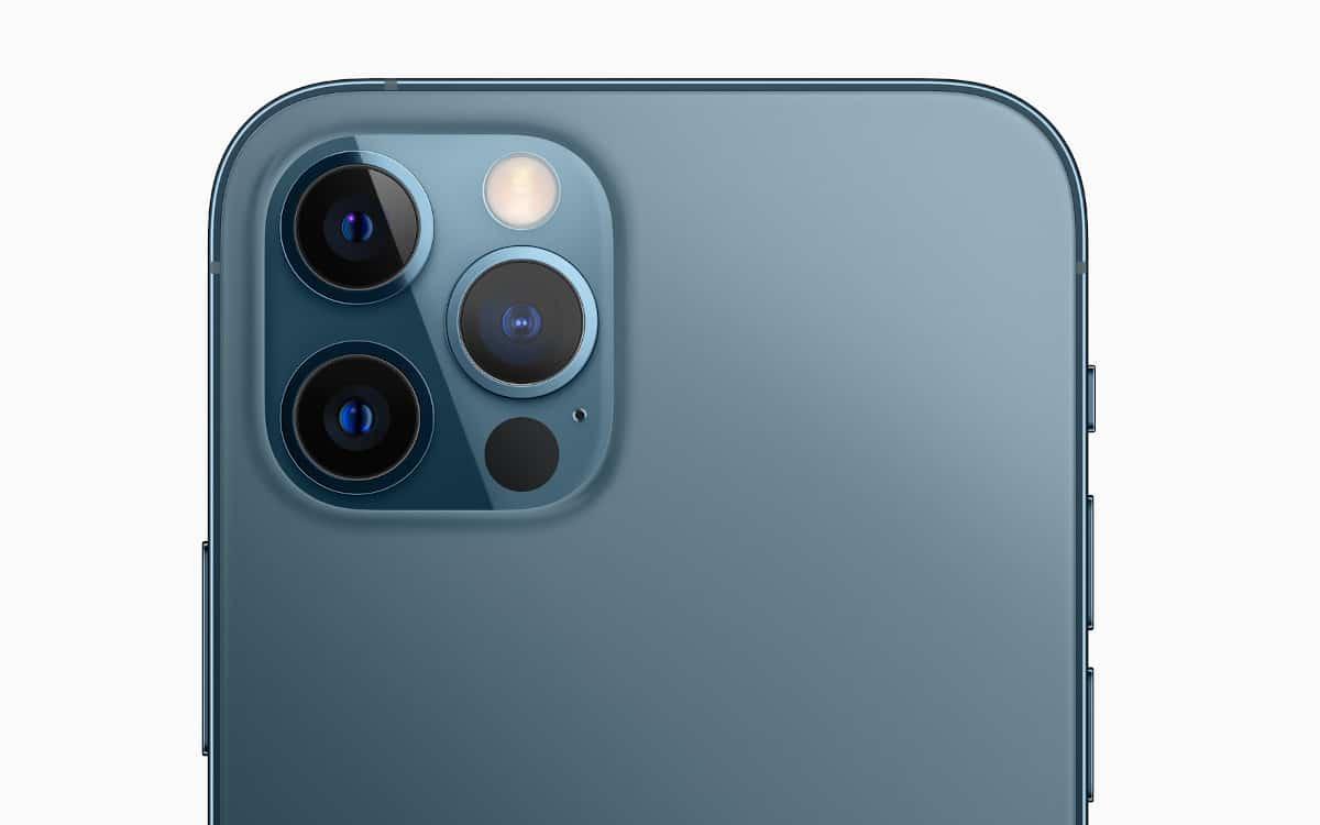 apple iphone 12 pro max videaste