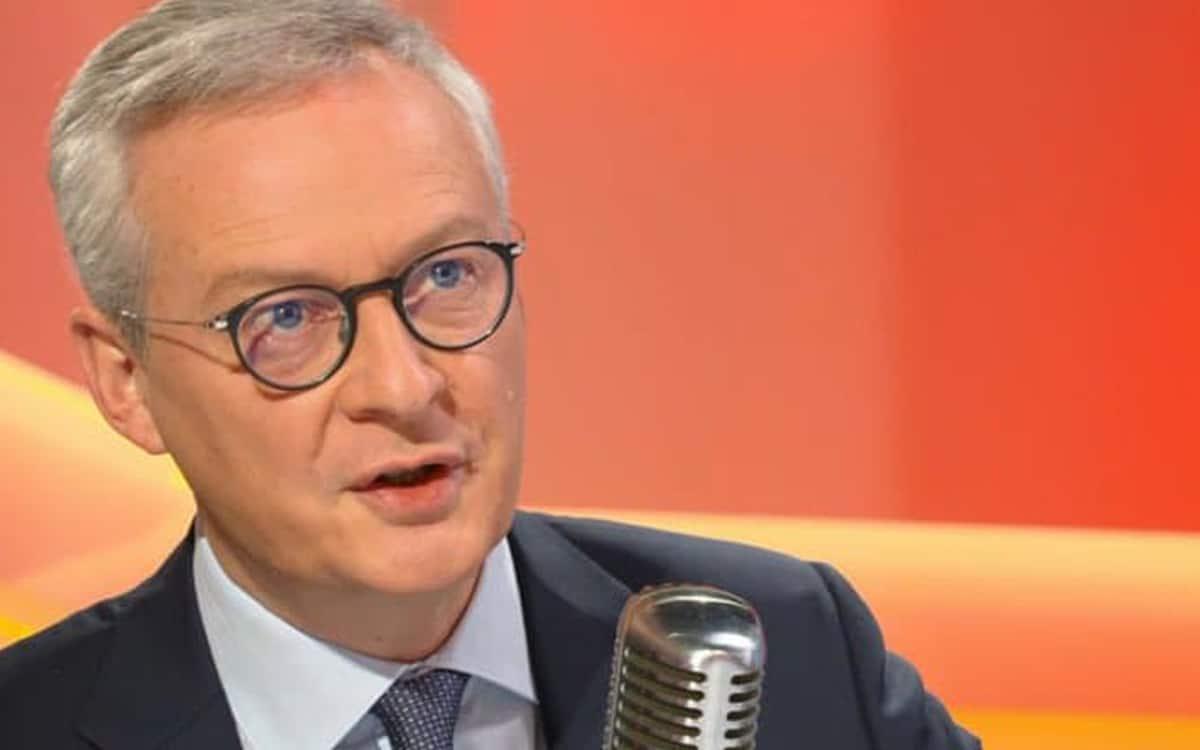 bruno-lemaire accuse cryptomonnaies terrorisme