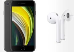 bundle iPhone SE AirPods 2
