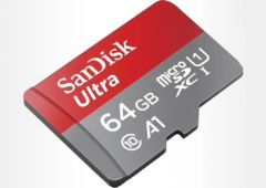 carte memoire SanDisk Ultra 64 Go