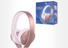 casque sans fil Sony pour PS4