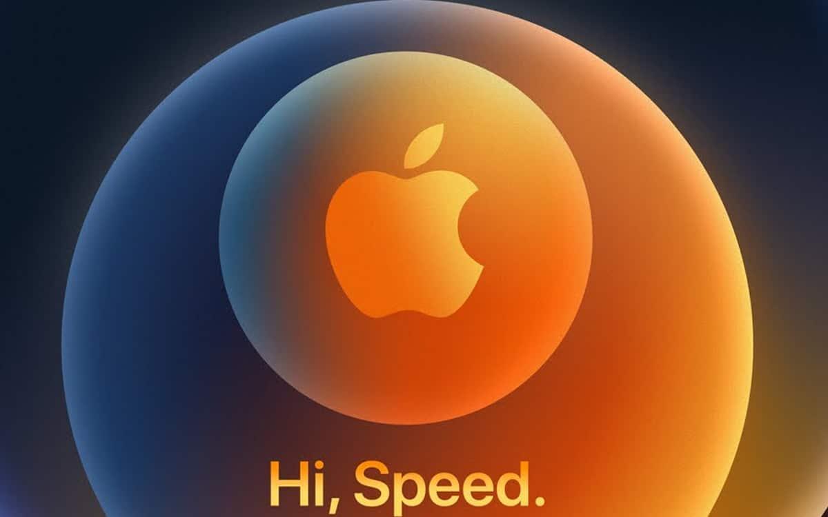 suivre en direct keynote apple iphone 12