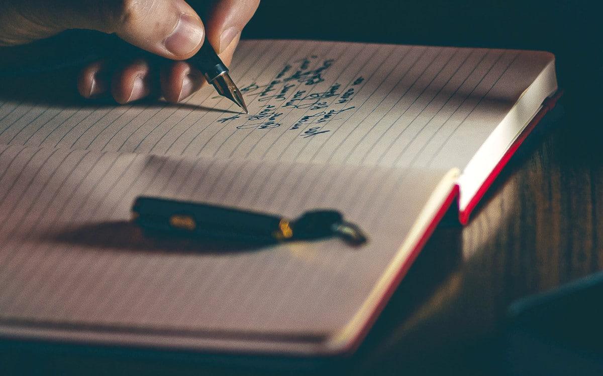 ecriture manuscrite activite neurologique