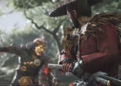 ghost of tsushima ps5 compatibilité