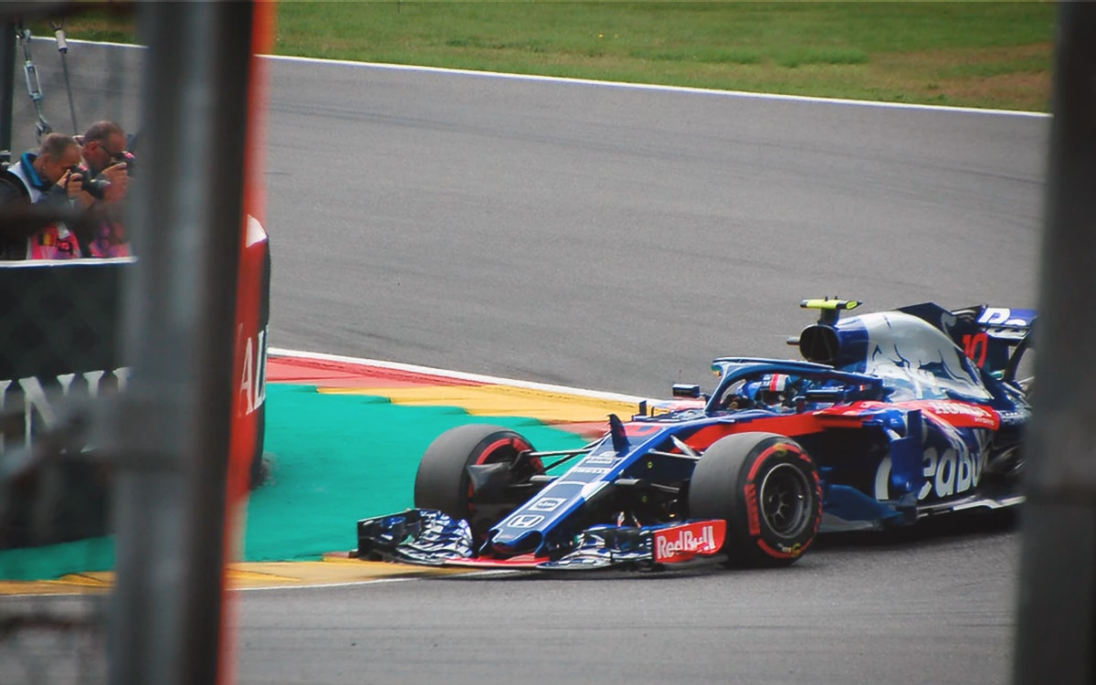 Honda Formule 1 F1