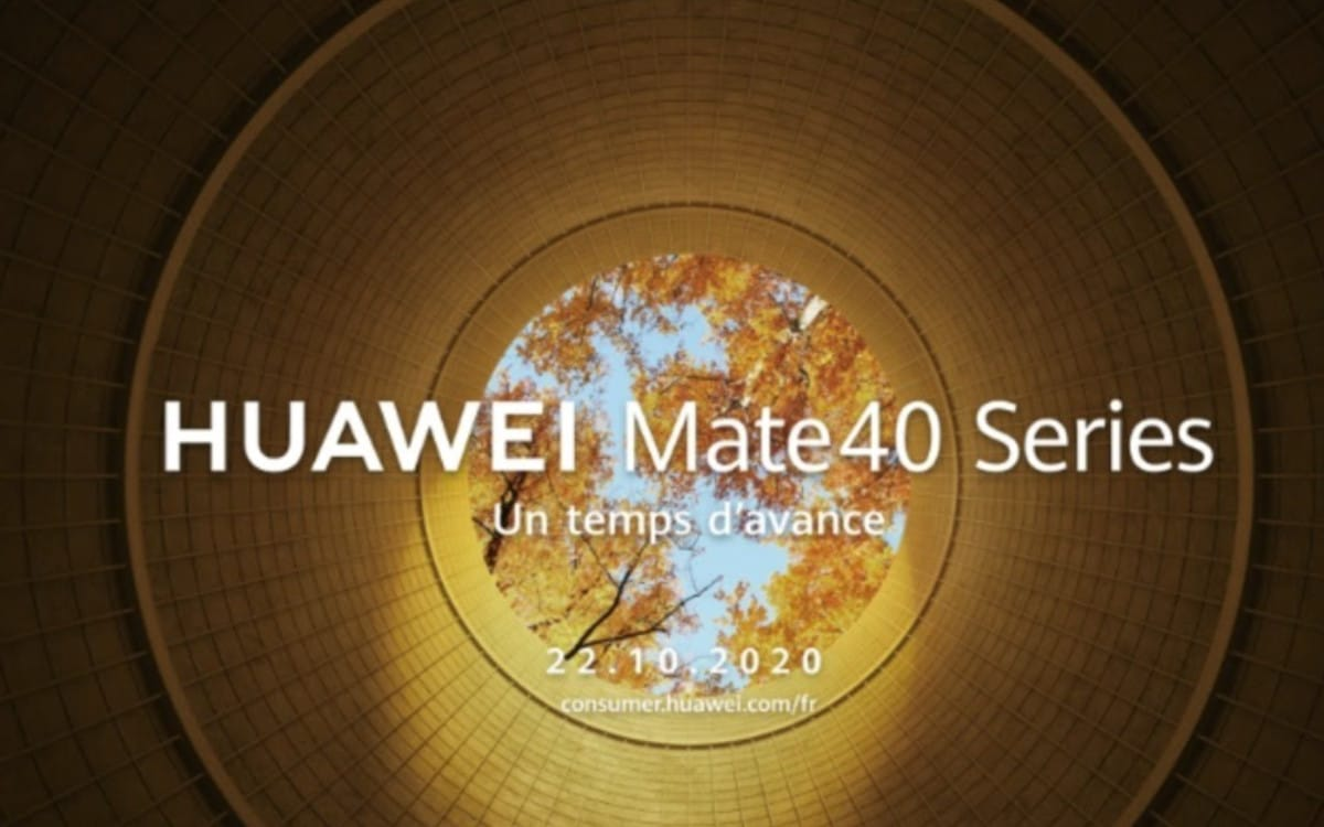 huawei mate 40 series comment suivre