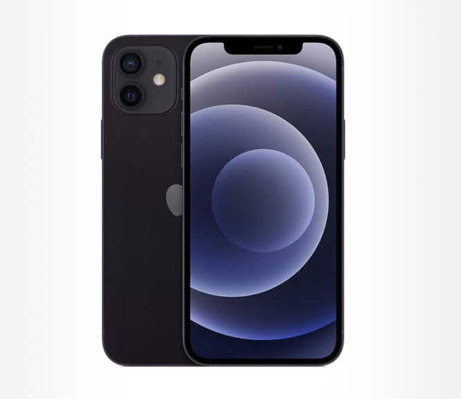 précommande iPhone 12
