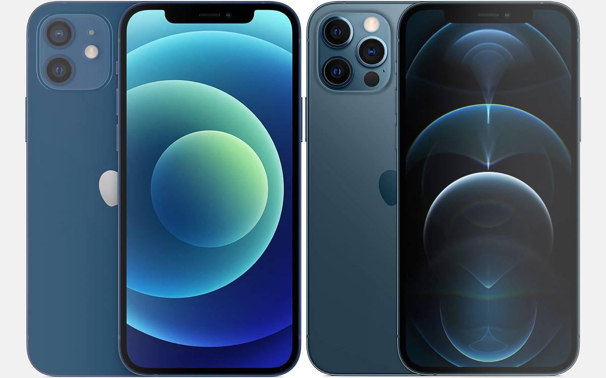 iPhone 12 et 12 Pro chez Sosh