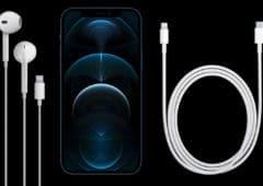 iphone 12 écouteurs boîte france