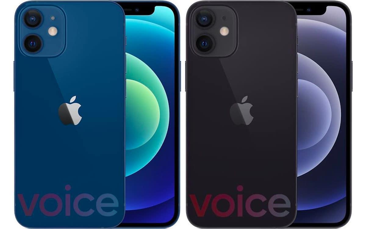iphone 12 leak coloris