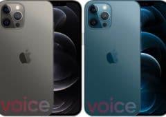 iphone 12 pro max leak coloris