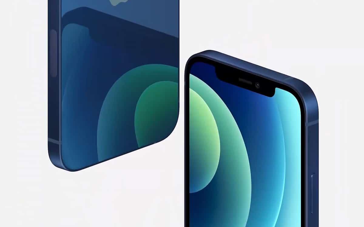 iphone 12 tailles écran