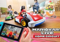 mario kart live home circuit presentation
