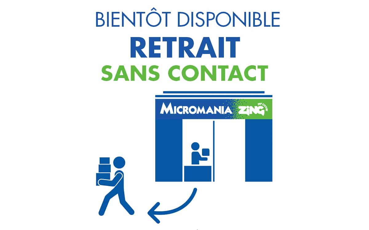 Micromania Retrait Sans Contact