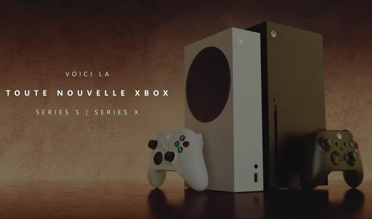 microsoft publicite xbox series x